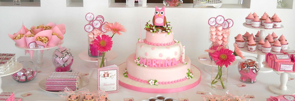 Organisation de Baby shower / Candy bar